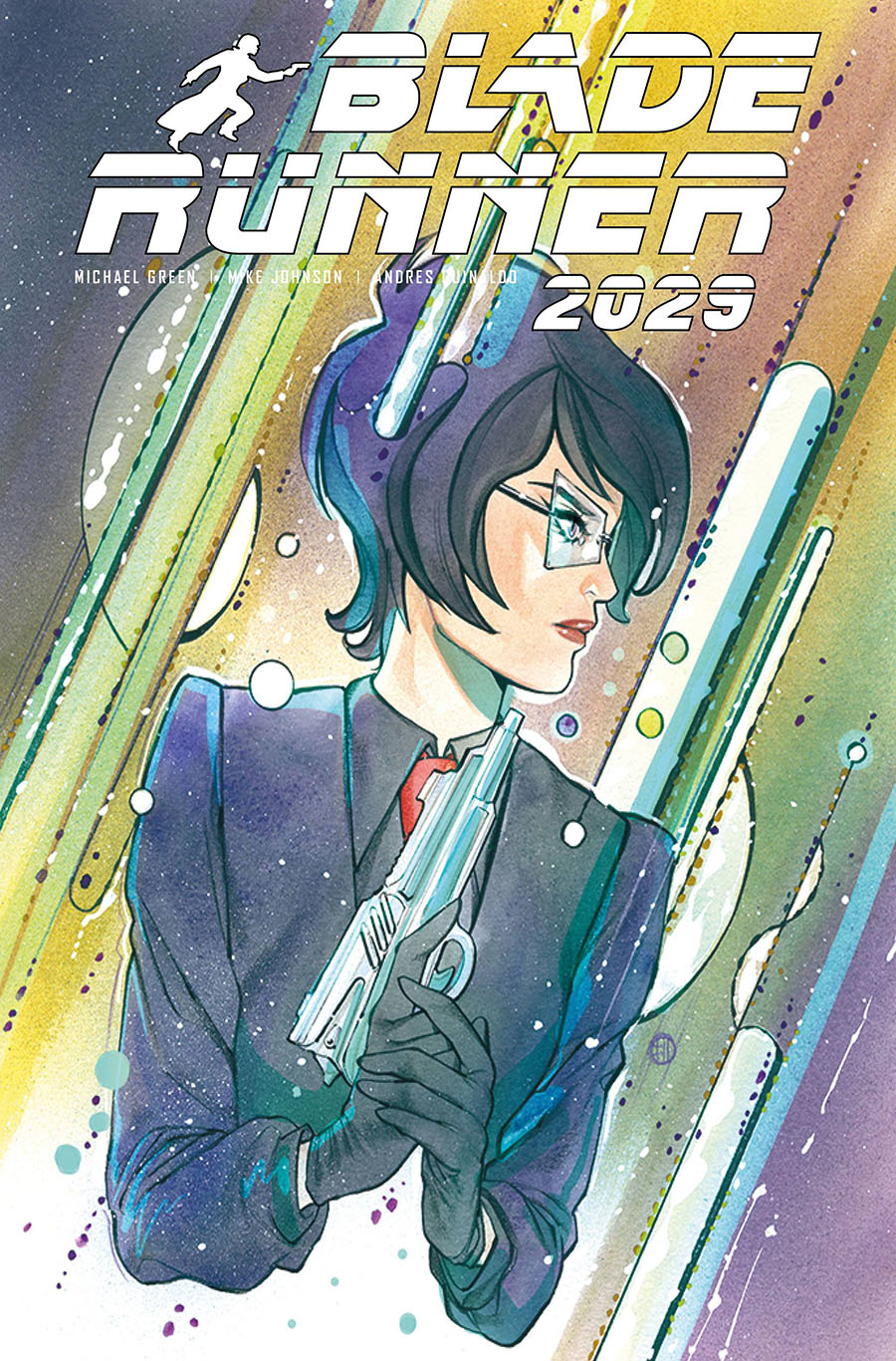 Blade Runner 2029 #2 Cover A Regular Peach Momoko Cover