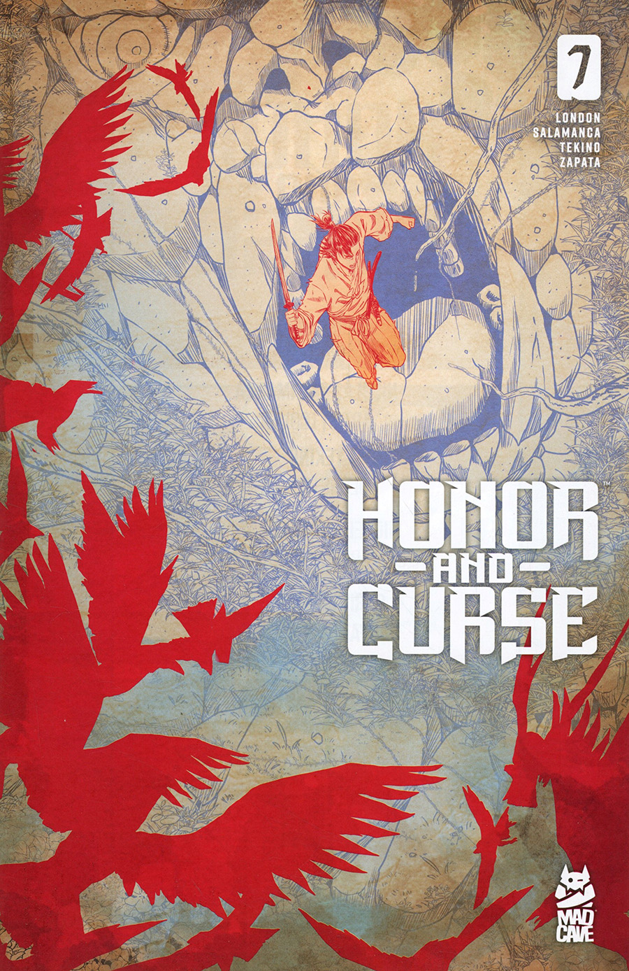 Honor And Curse #7