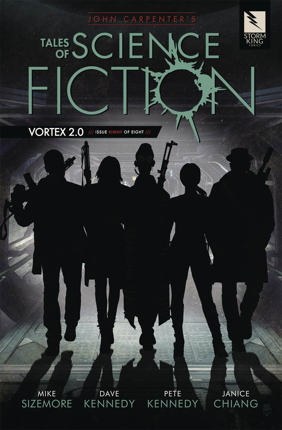 John Carpenters Tales Of Science Fiction Vortex 2.0 #8