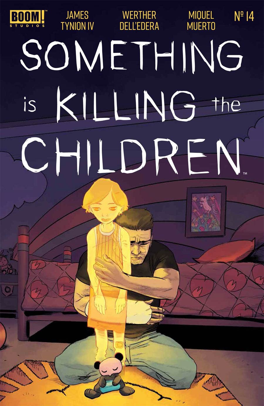 Something Is Killing The Children #14 Cover A Regular Werther Dell Edera Cover