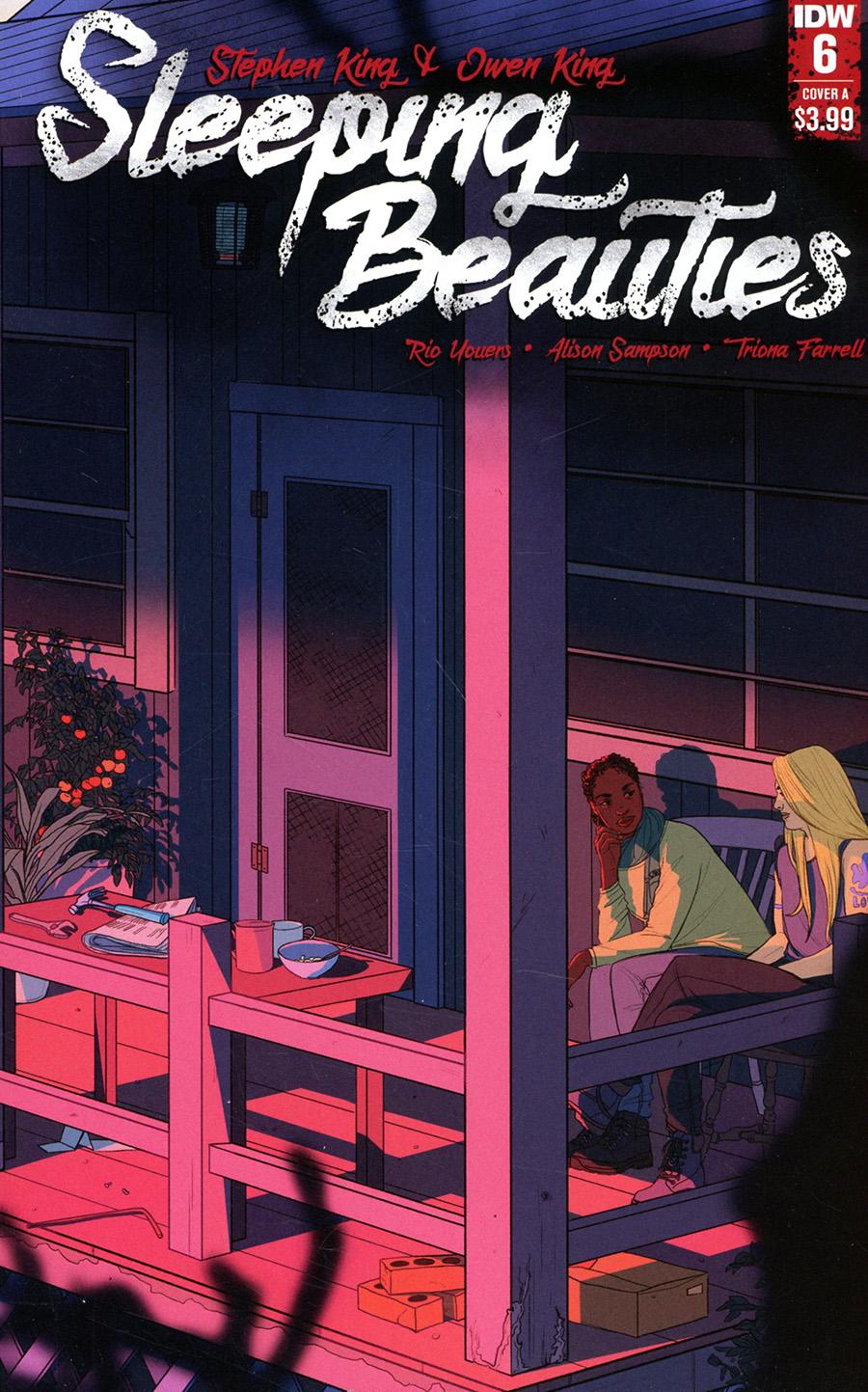 Sleeping Beauties #6 Cover A Regular Bex Glendining Cover