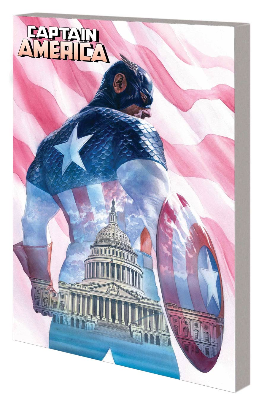 Captain America By Ta-Nehisi Coates Vol 4 All Die Young TP