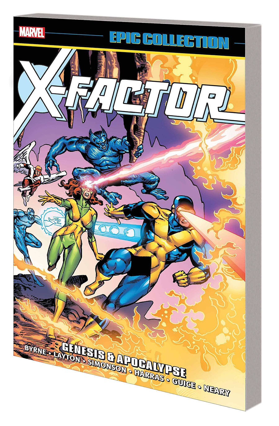 X-Factor Epic Collection Vol 1 Genesis & Apocalypse TP New Printing