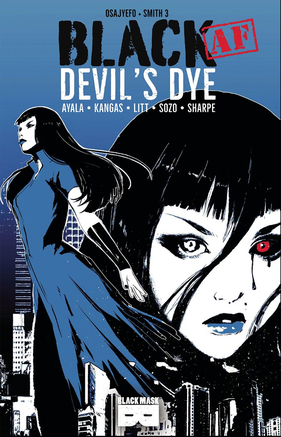 Black [AF] Devils Dye TP