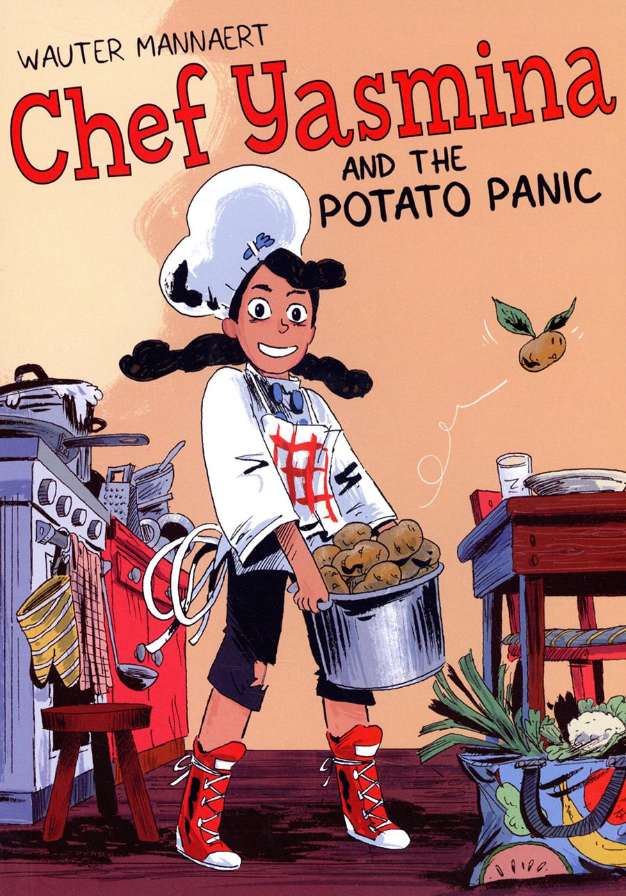 Chef Yasmina And The Potato Panic TP
