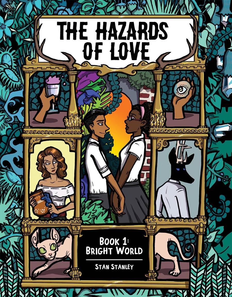 Hazards Of Love Vol 1 Bright World TP
