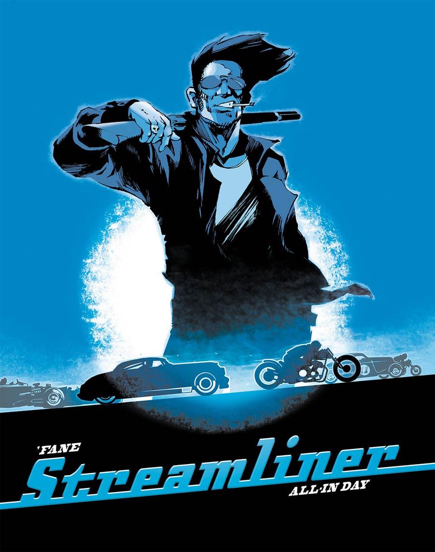 Streamliner Vol 2 All-In Day HC