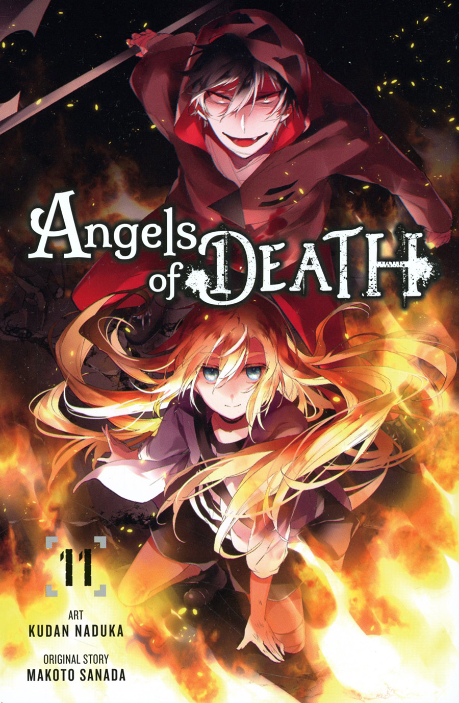Angels Of Death Vol 11 GN