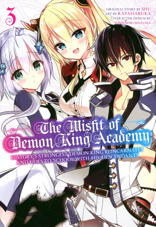 Misfit Of Demon King Academy Vol 3 GN