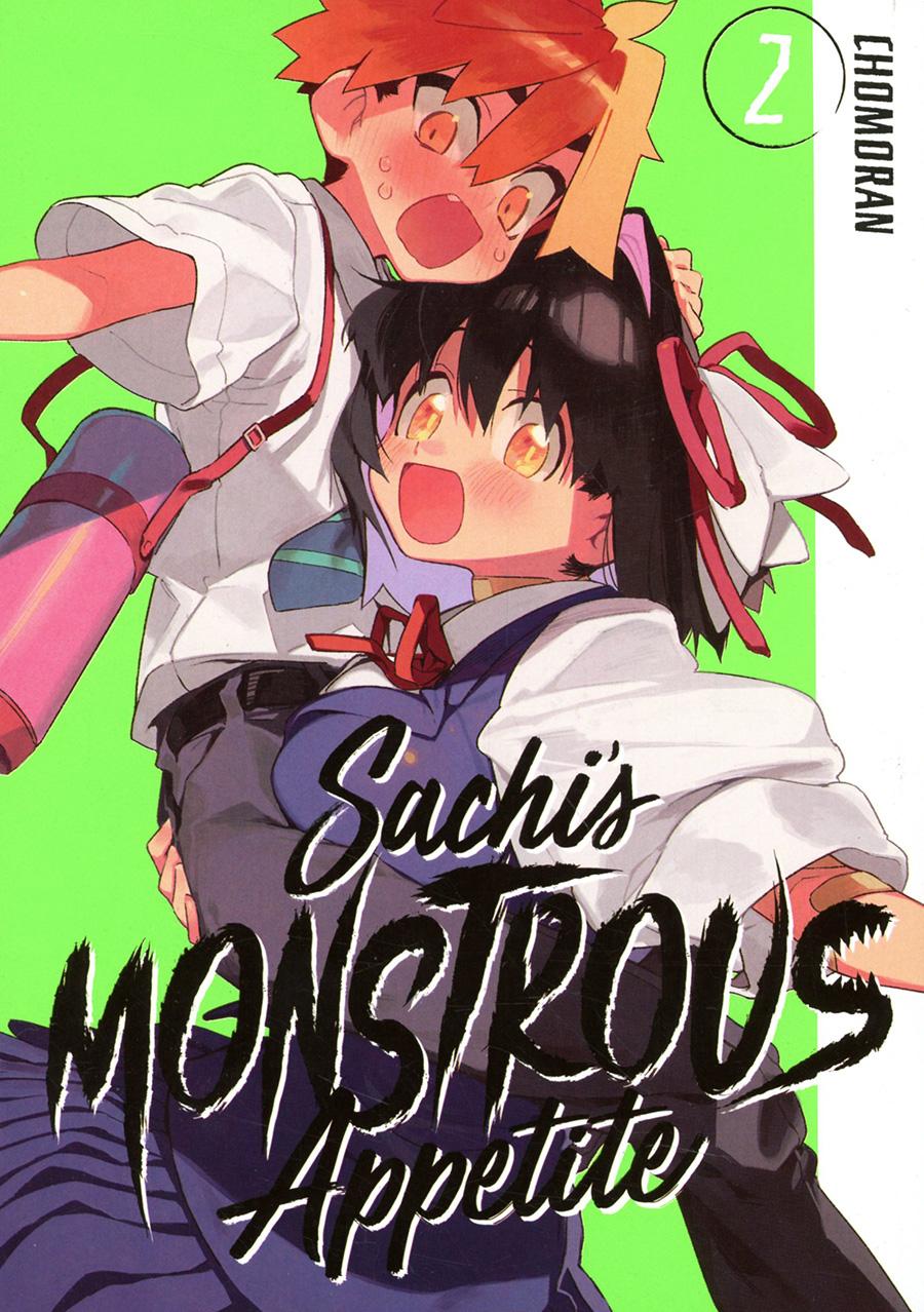 Sachis Monstrous Appetite Vol 2 GN