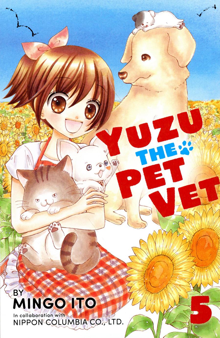 Yuzu The Pet Vet Vol 5 GN