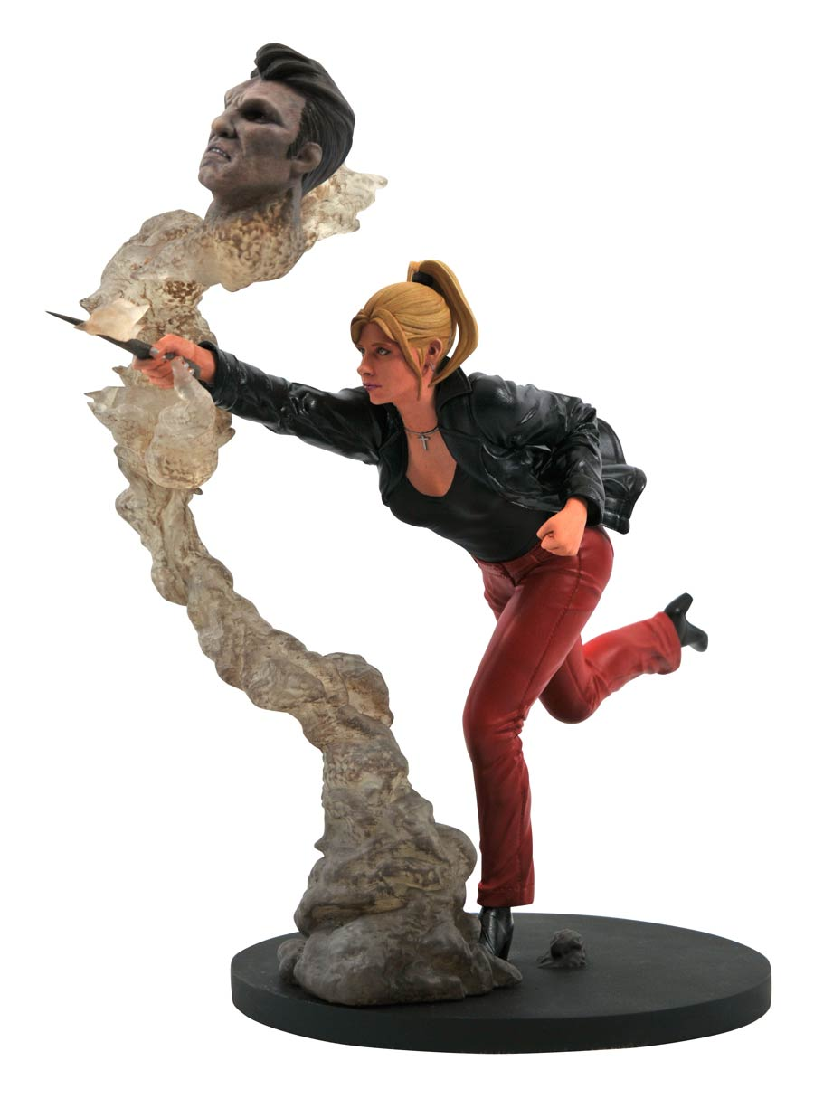 Buffy The Vampire Slayer Gallery Buffy Summers PVC Statue