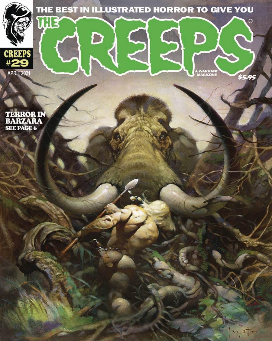 Creeps Magazine #29