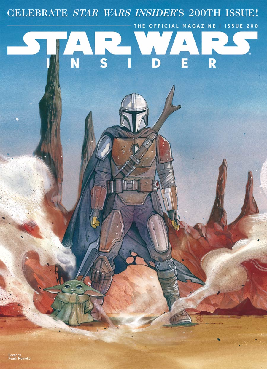 Star Wars Insider #200 March 2021 Previews Exclusive Edition