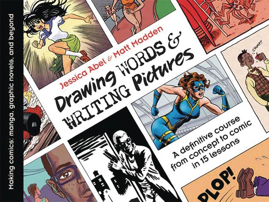 Drawing Words & Writing Pictures TP New Printing
