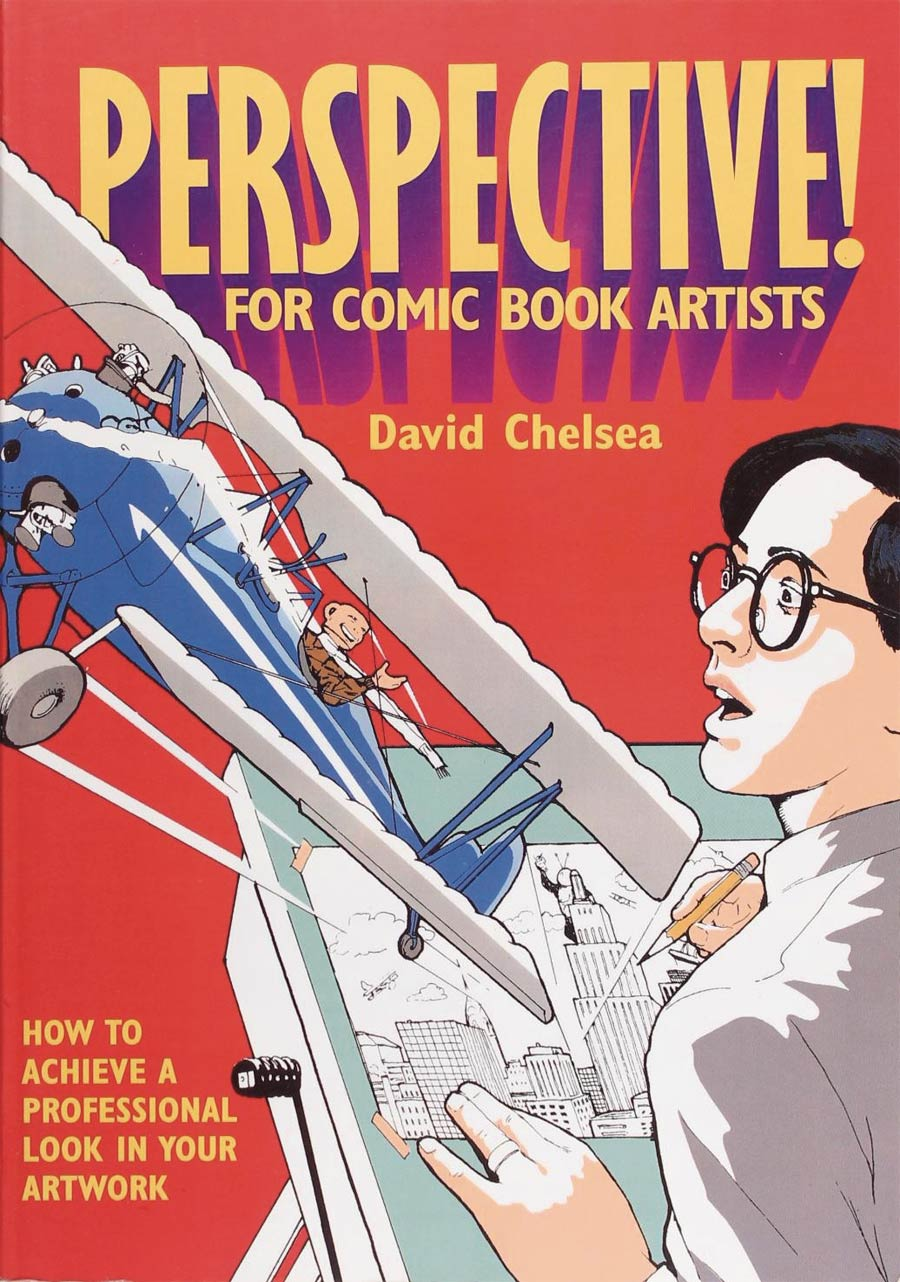 Perspective For Comic Book Artists SC