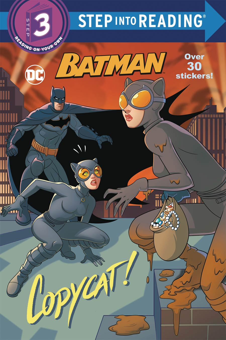 DC Super Heroes Batman Copycat TP