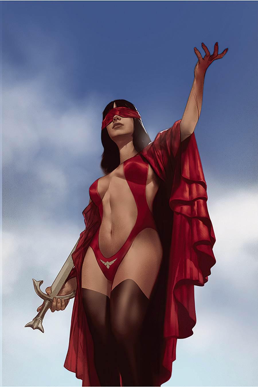 Vengeance Of Vampirella Vol 2 #14 Cover Q Limited Edition Ben Oliver Virgin Cover