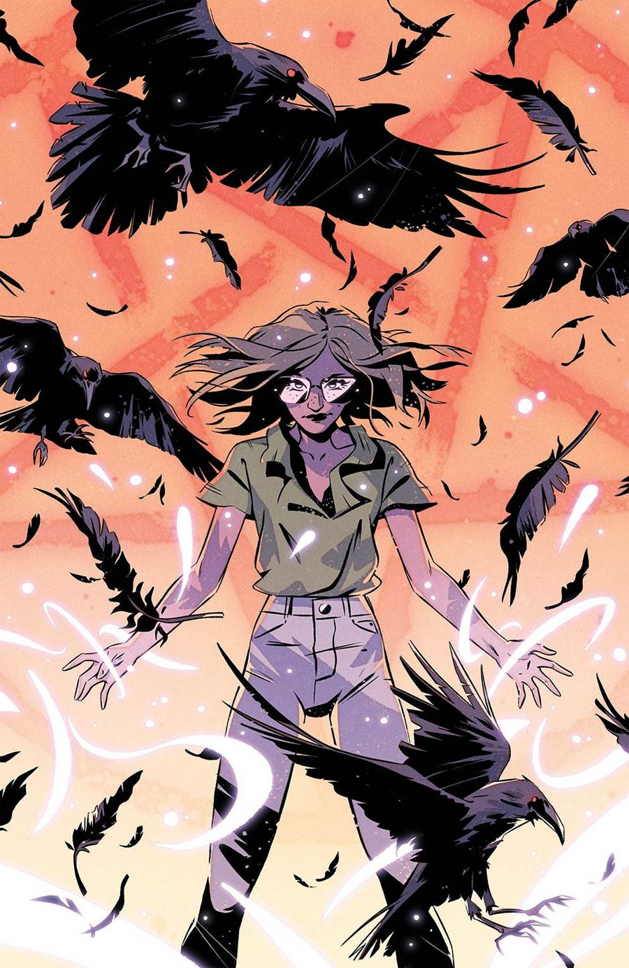 An Unkindness Of Ravens #5 Cover C Incentive Pius Bak Variant Cover