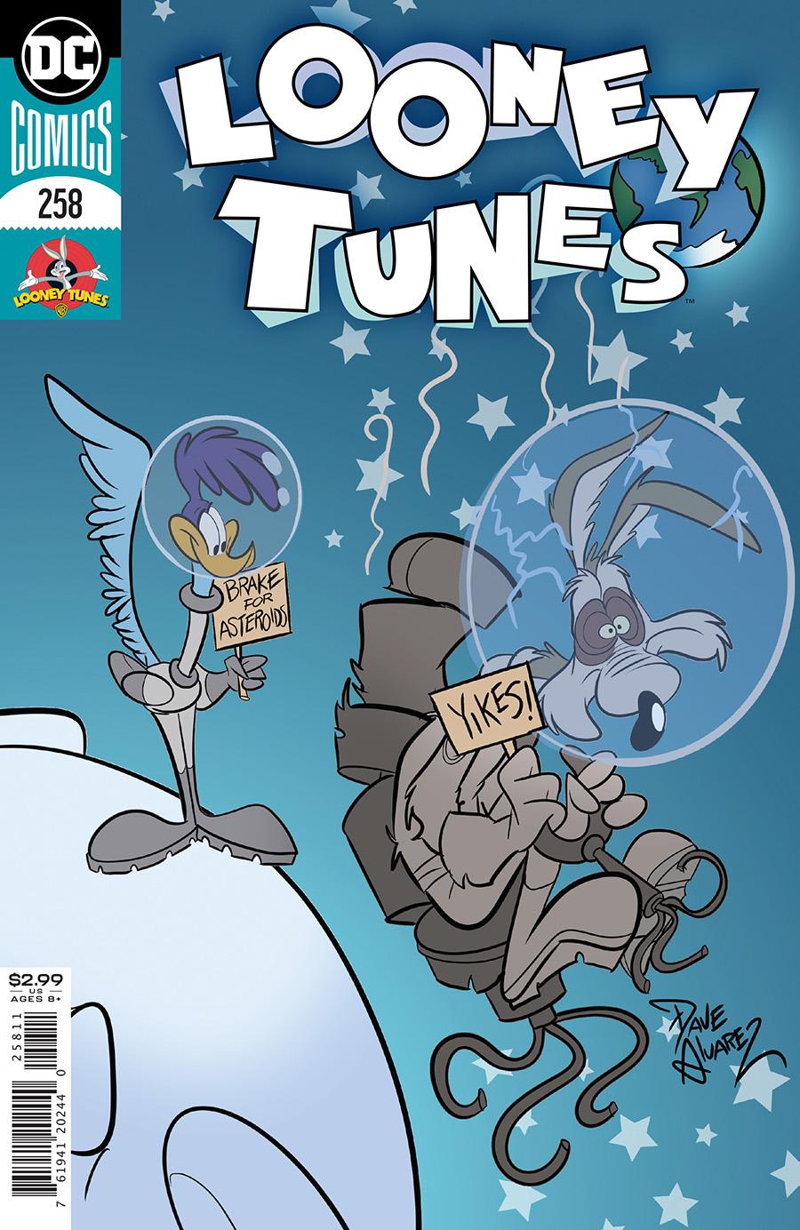 Looney Tunes Vol 3 #258