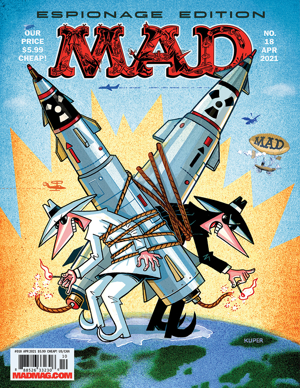 All-New MAD Magazine #18