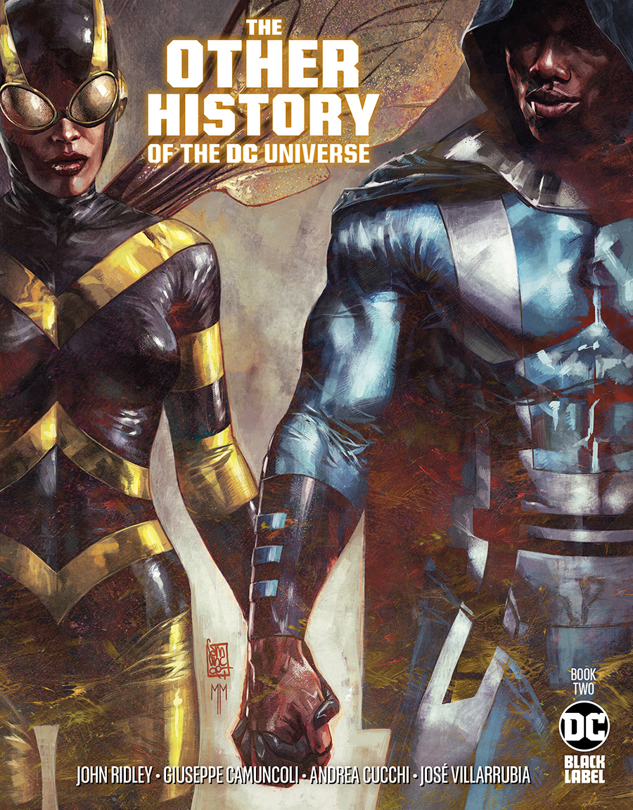 Other History Of The DC Universe #2 Cover A Regular Giuseppe Camuncoli & Marco Mastrazzo Cover