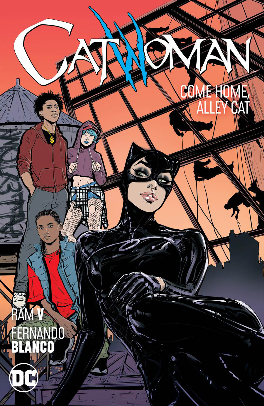 Catwoman (2018) Vol 4 Come Home Alley Cat TP