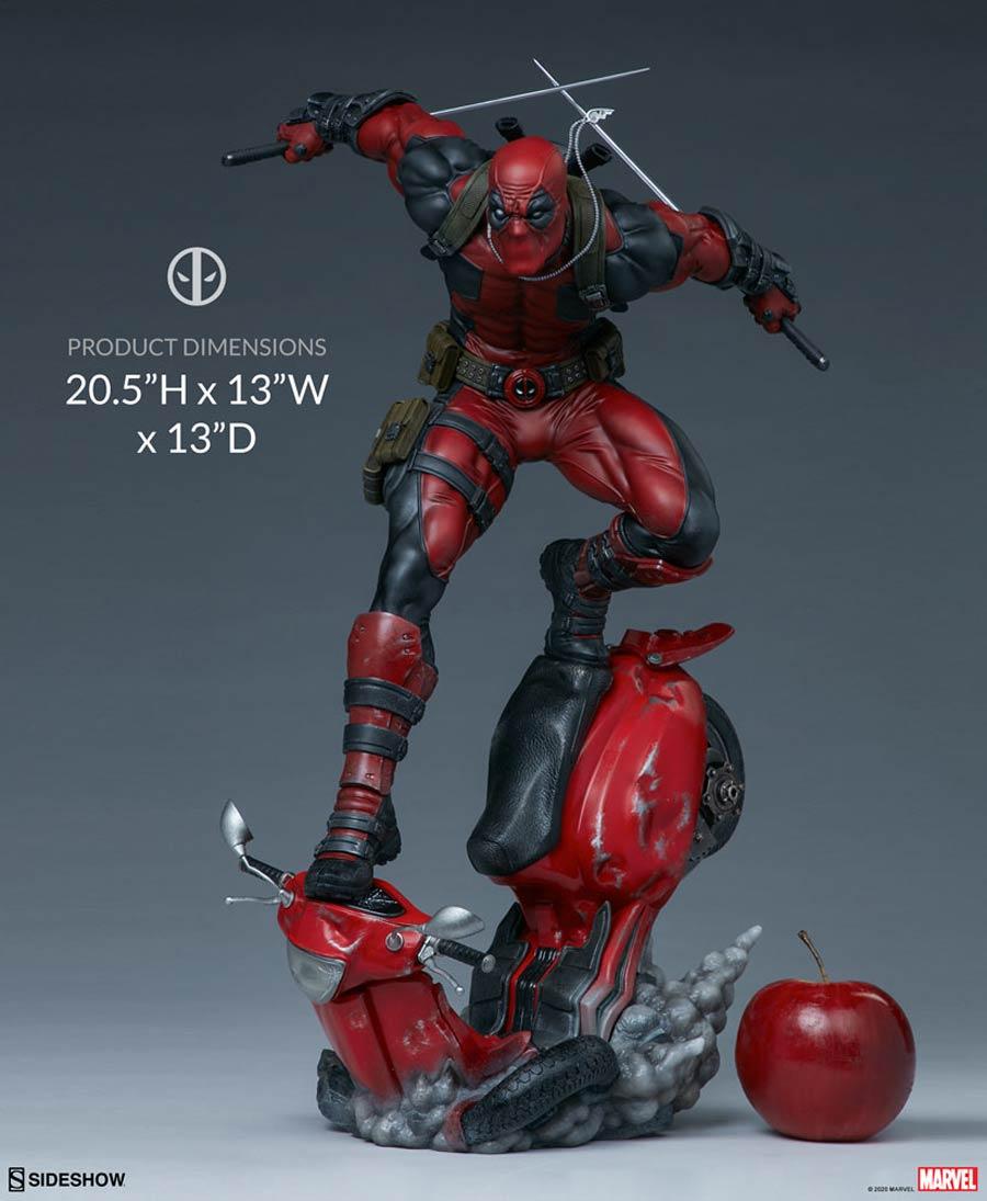 Deadpool 20.5-Inch Premium Format Figure