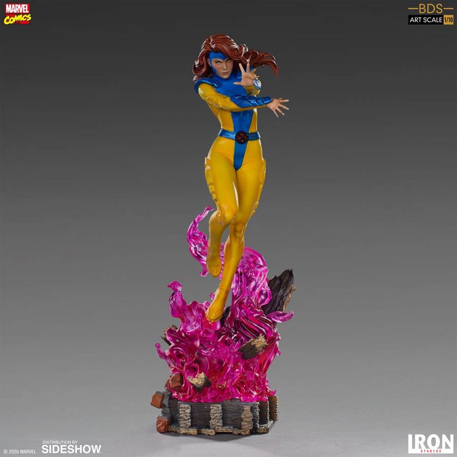 X-Men Jean Grey 1/10 Scale Battle Diorama Art Scale Statue