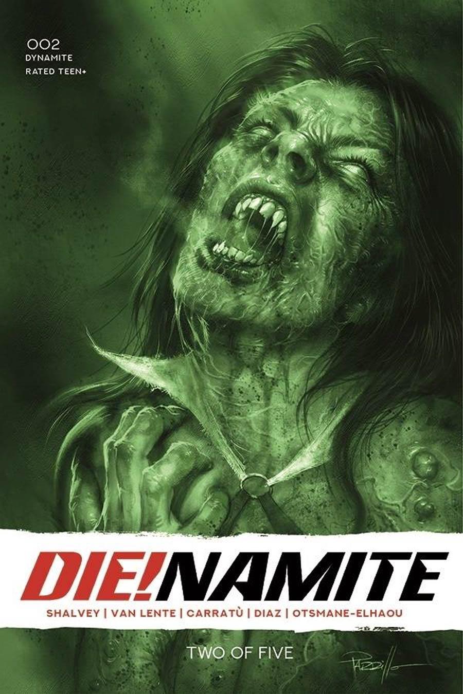 DieNamite #2 Cover S Incentive Lucio Parrillo Tint Cover