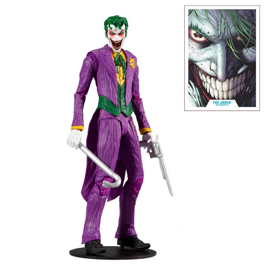 DC Multiverse 7-Inch Scale Action Figure Wave 3 Modern Joker