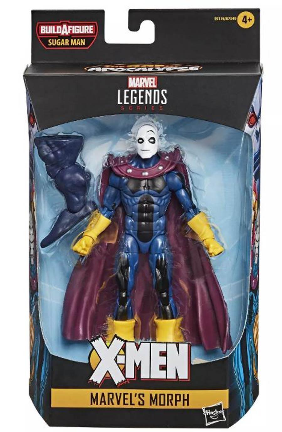 Marvel X-Men Legends Age Of Apocalypse 2020 6-Inch Action Figure - Marvels Morph