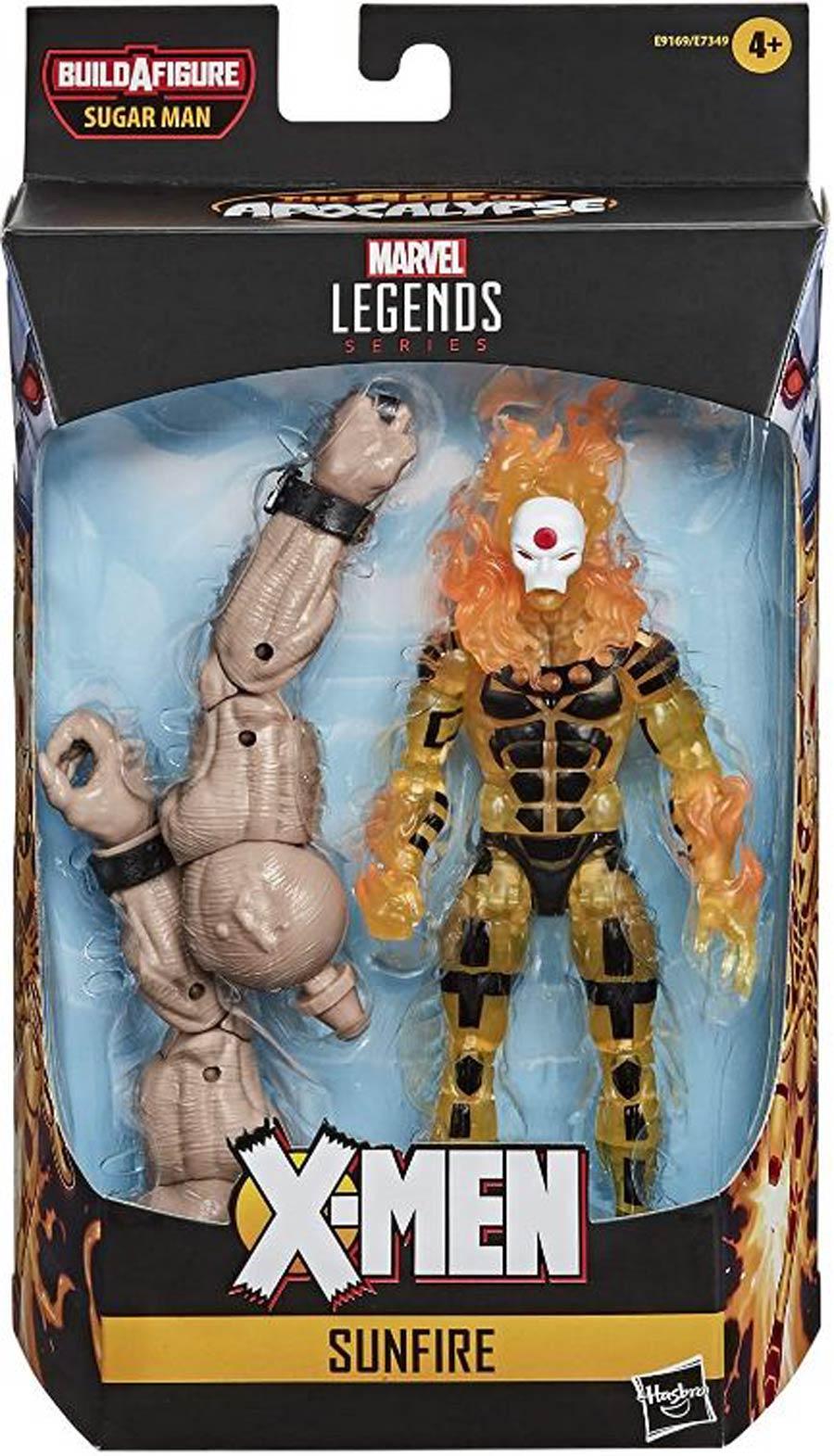 Marvel X-Men Legends Age Of Apocalypse 2020 6-Inch Action Figure - Sunfire