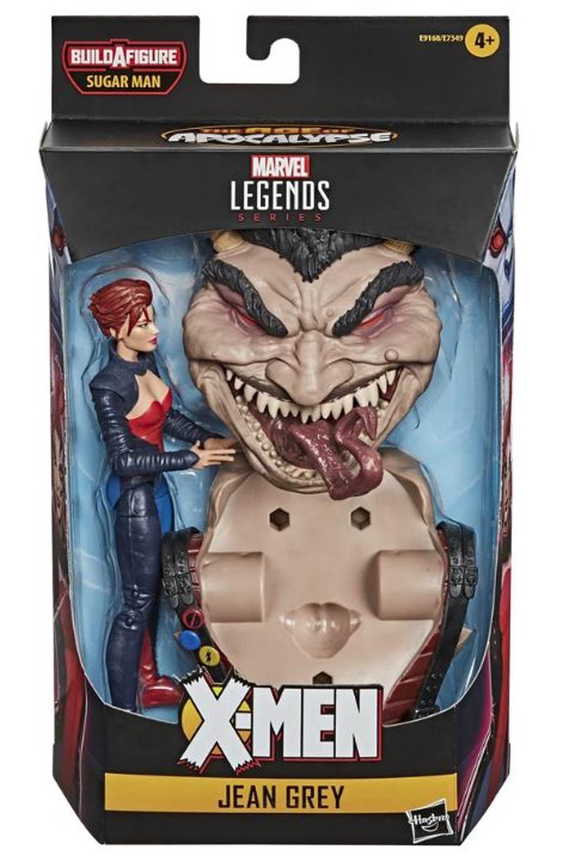 Marvel X-Men Legends Age Of Apocalypse 2020 6-Inch Action Figure - Jean Grey