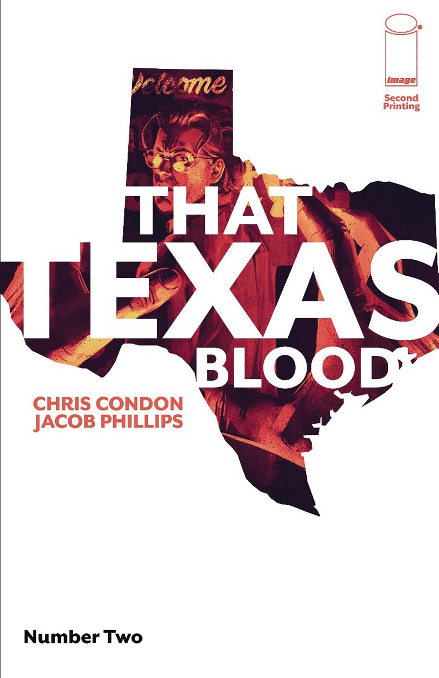 That Texas Blood #2 Cover C 2nd Ptg
