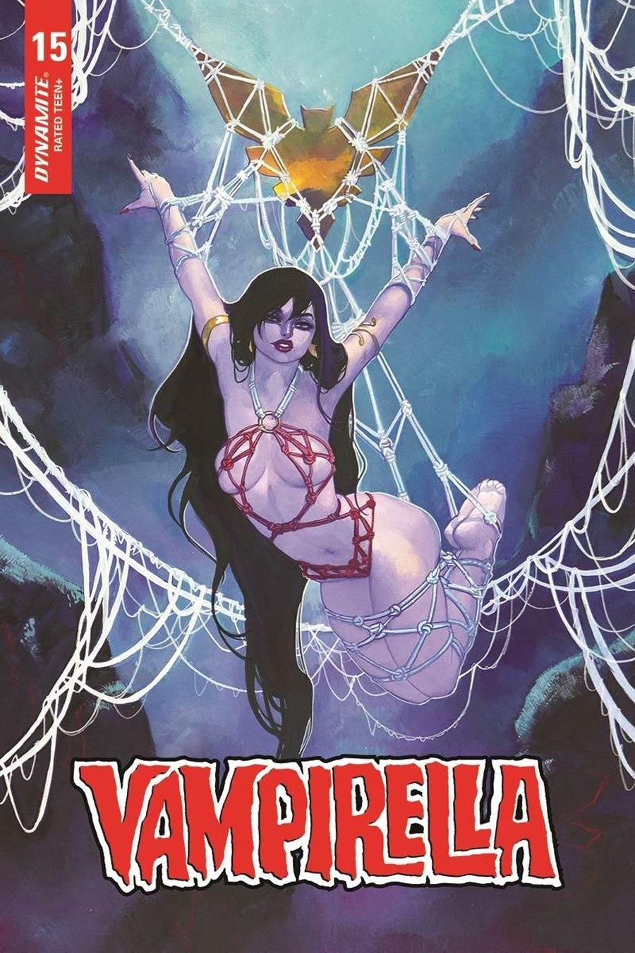 Vampirella Vol 8 #15 Cover G Variant Meghan Hetrick Cover