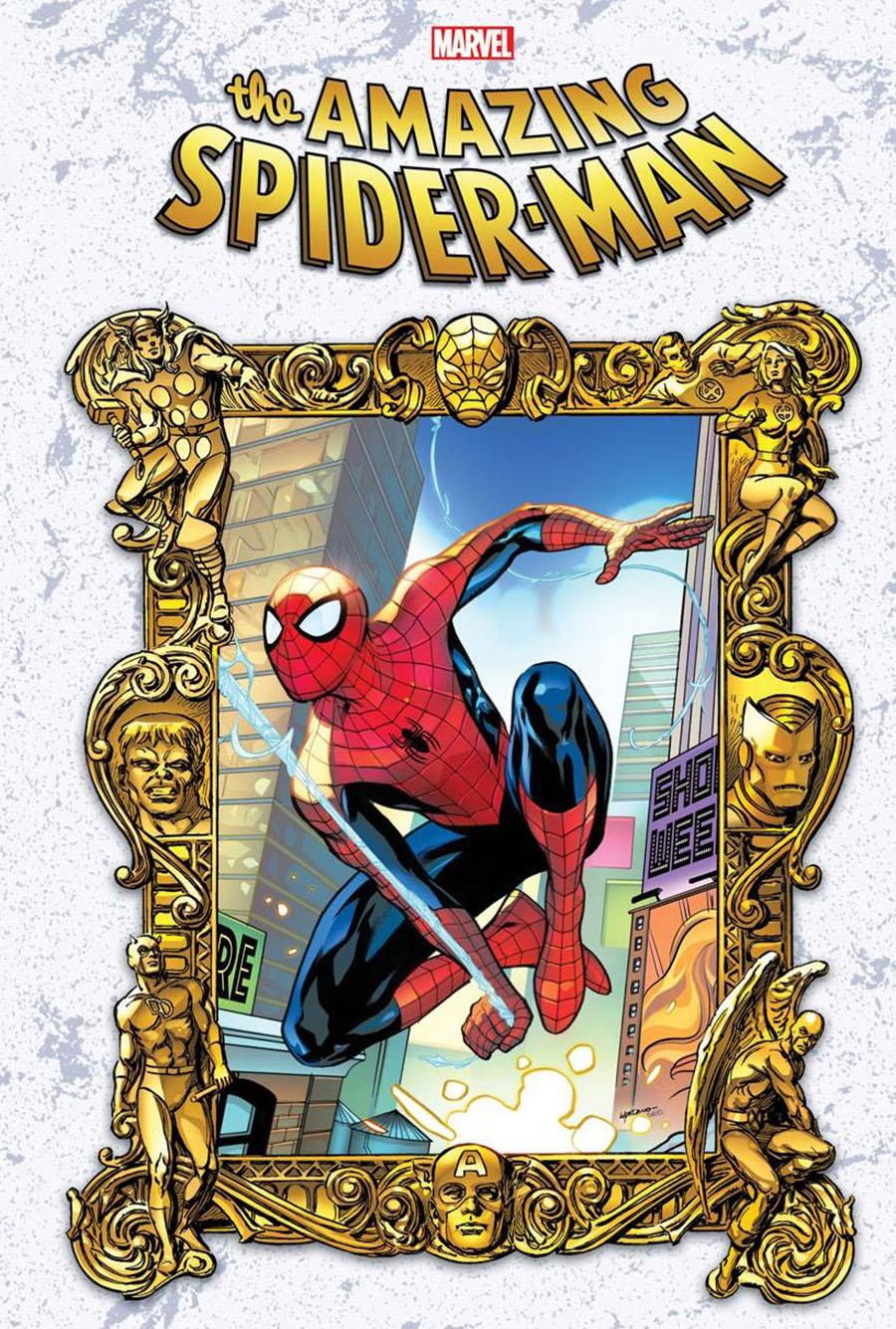 Amazing Spider-Man Vol 5 #59 Cover C Variant Emanuela Lupacchino Masterworks Cover