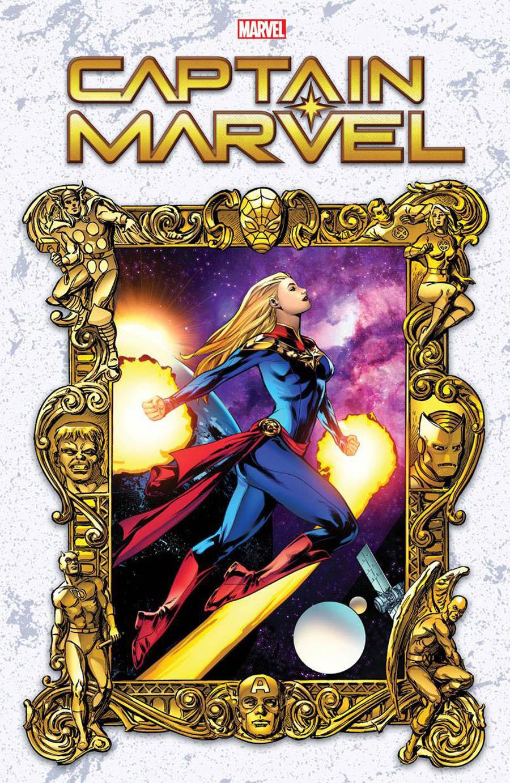 Captain Marvel Vol 9 #26 Cover C Variant Emanuela Lupacchino Masterworks Cover