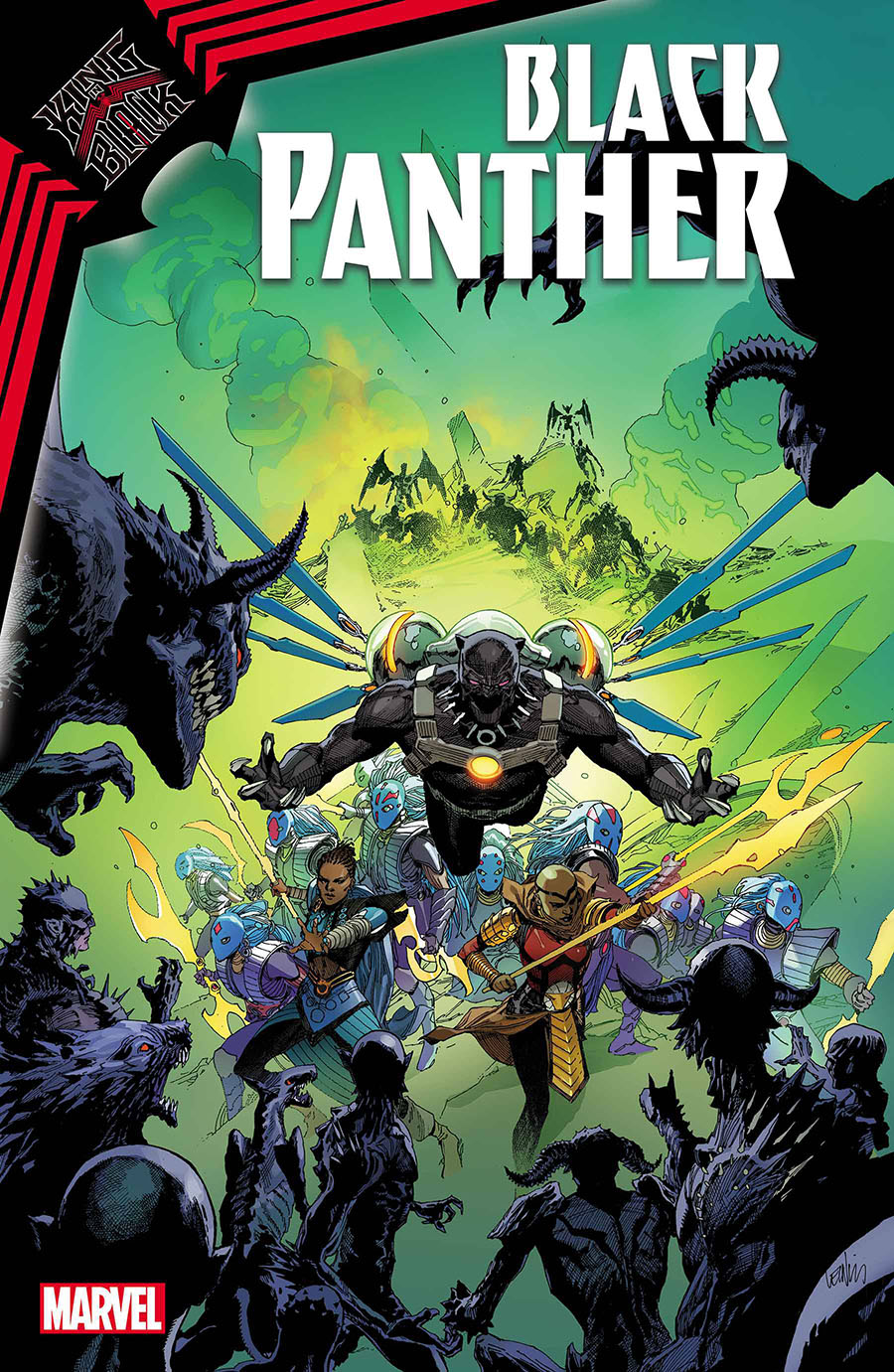 King In Black Black Panther One Shot Cover A Regular Leinil Francis Yu Cover