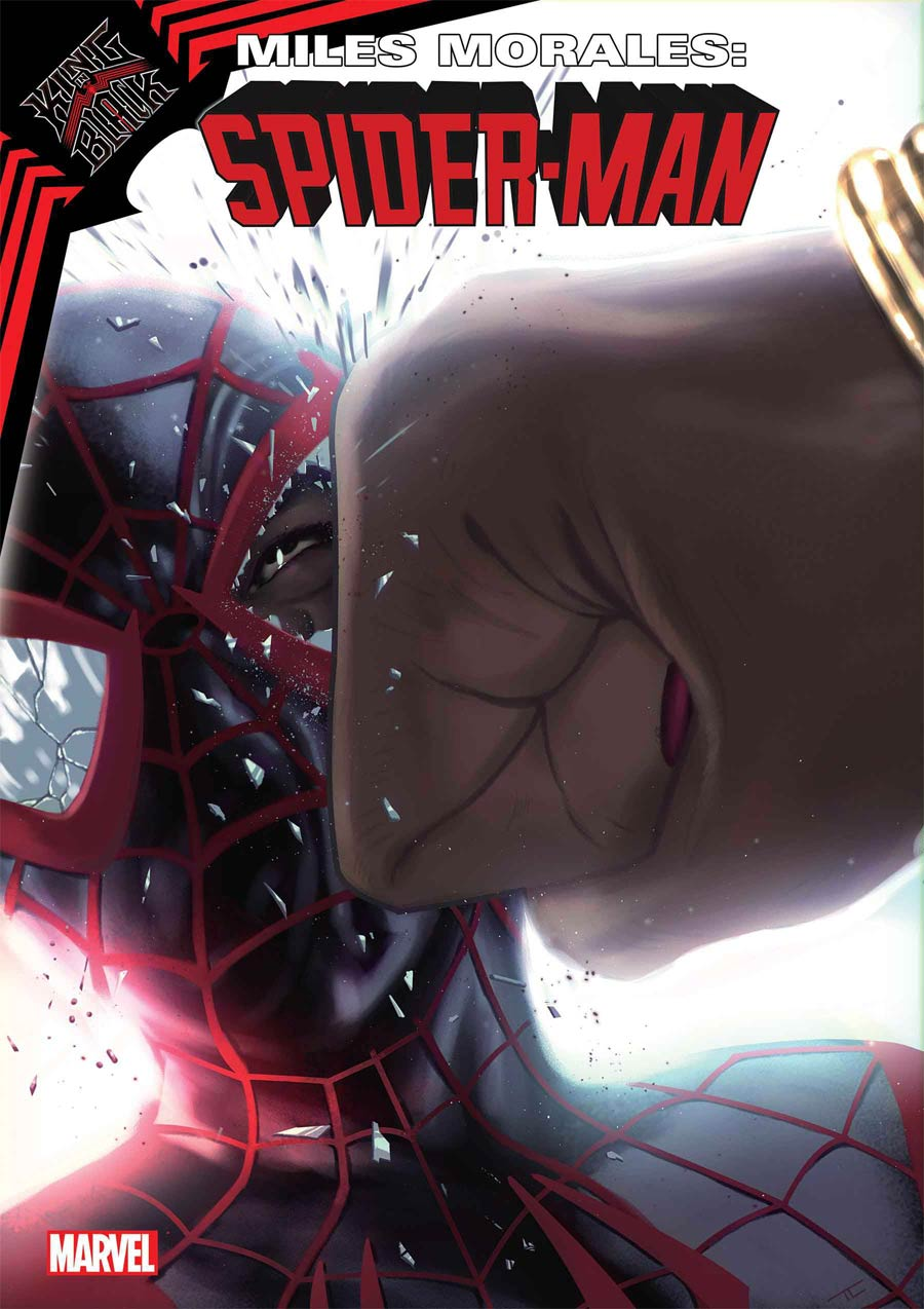 Miles Morales Spider-Man #23 Cover A Regular Taurin Clarke Cover (King In Black Tie-In)(Limit 1 Per Customer)