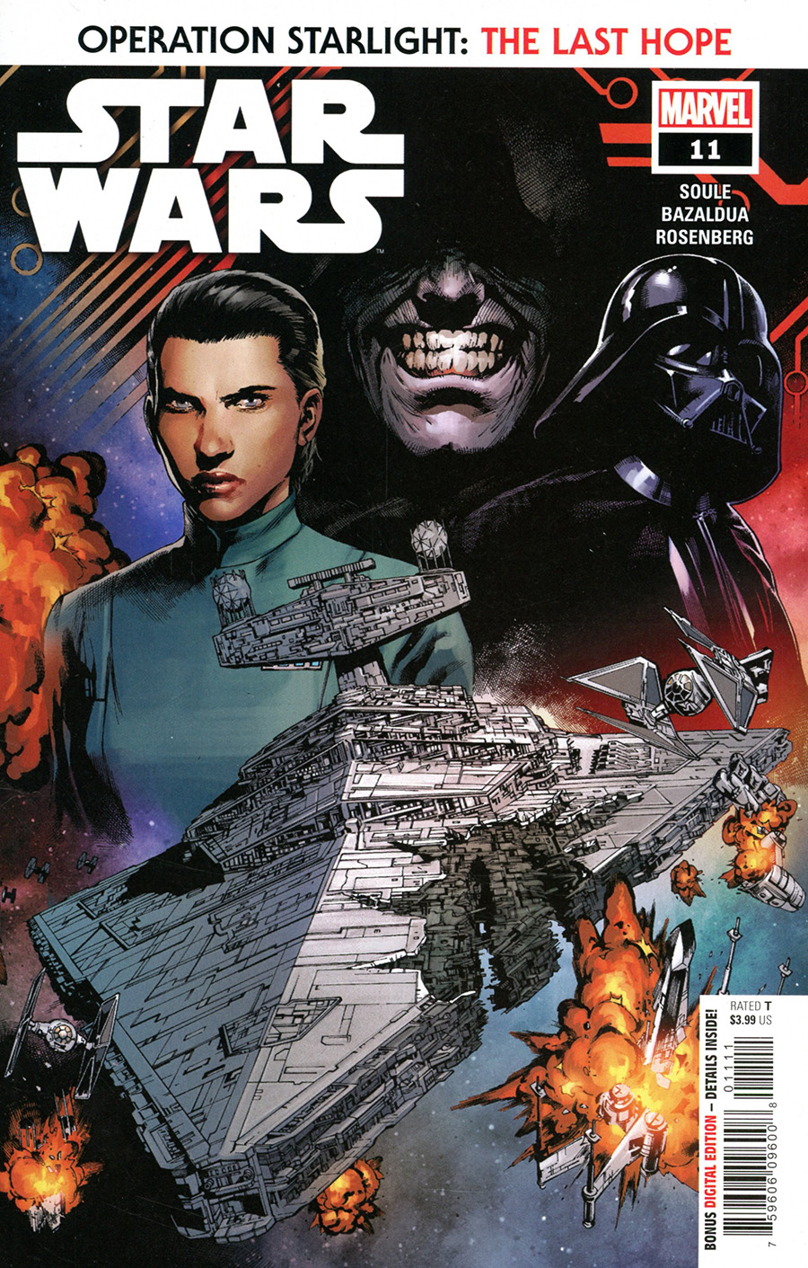 Star Wars Vol 5 #11 Cover A Regular Carlo Pagulayan Cover