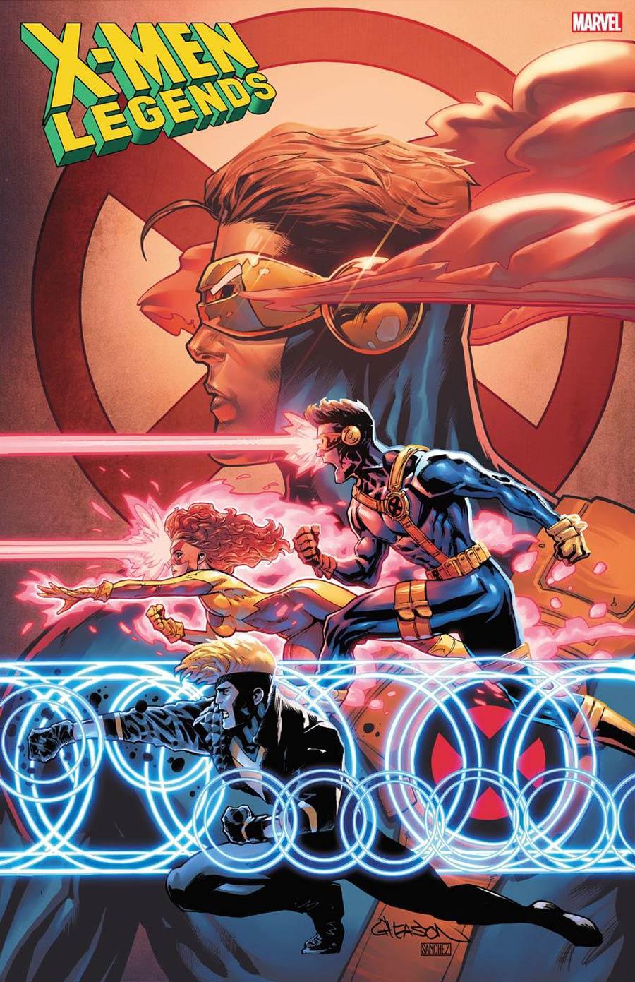 X-Men Legends #1 Cover D Variant Patrick Gleason Stormbreakers Cover