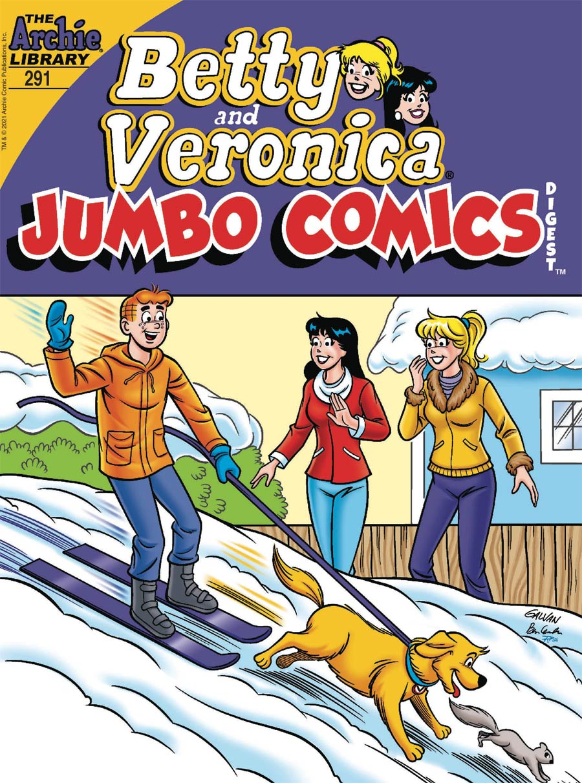 Betty & Veronica Jumbo Comics Digest #291