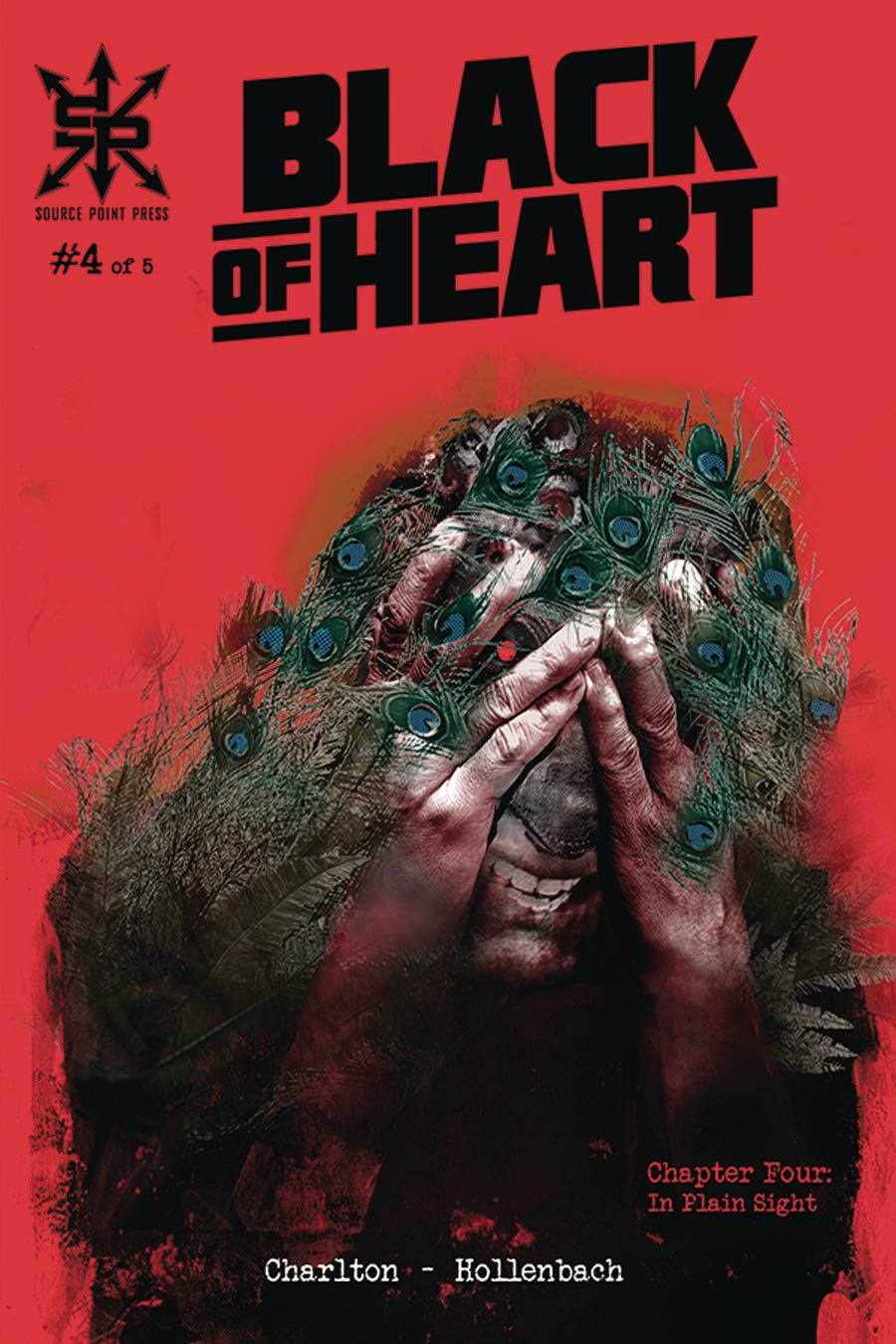 Black Of Heart #4