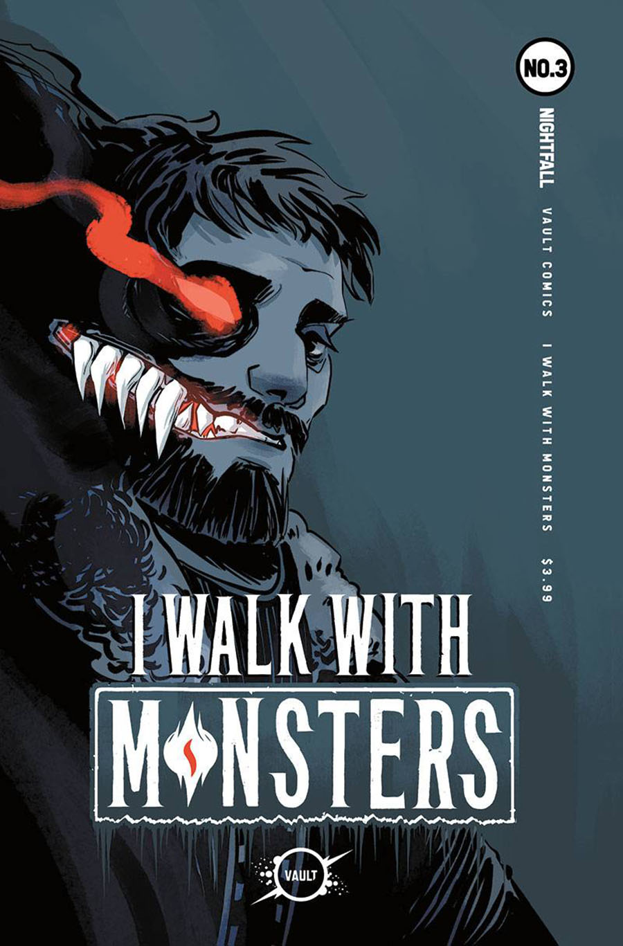 I Walk With Monsters #3 Cover B Variant Jen Hickman Cover