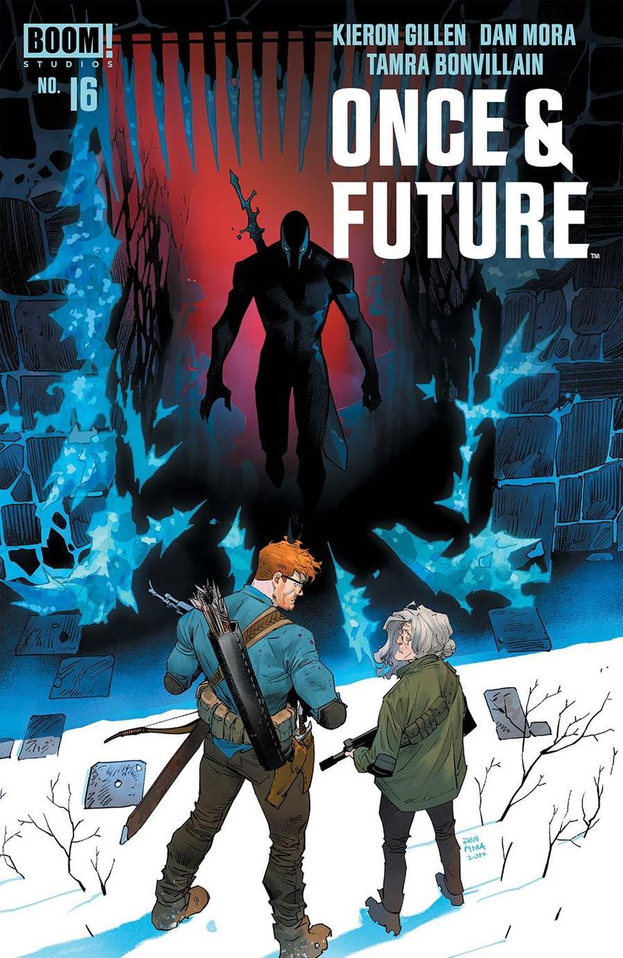 Once & Future #16 Cover A Regular Dan Mora Cover