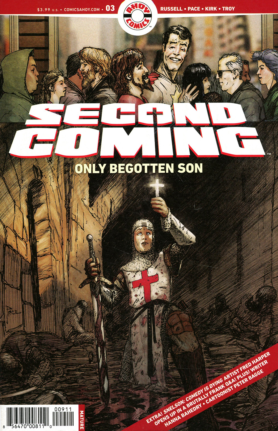 Second Coming Only Begotten Son #3