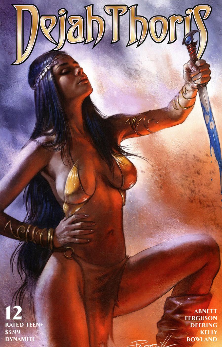Dejah Thoris Vol 3 #12 Cover A Regular Lucio Parrillo Cover