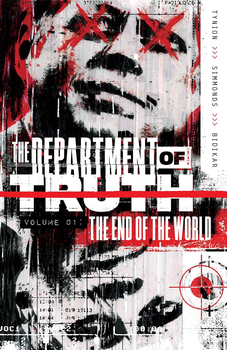 Department Of Truth Vol 1 The End Of The World TP