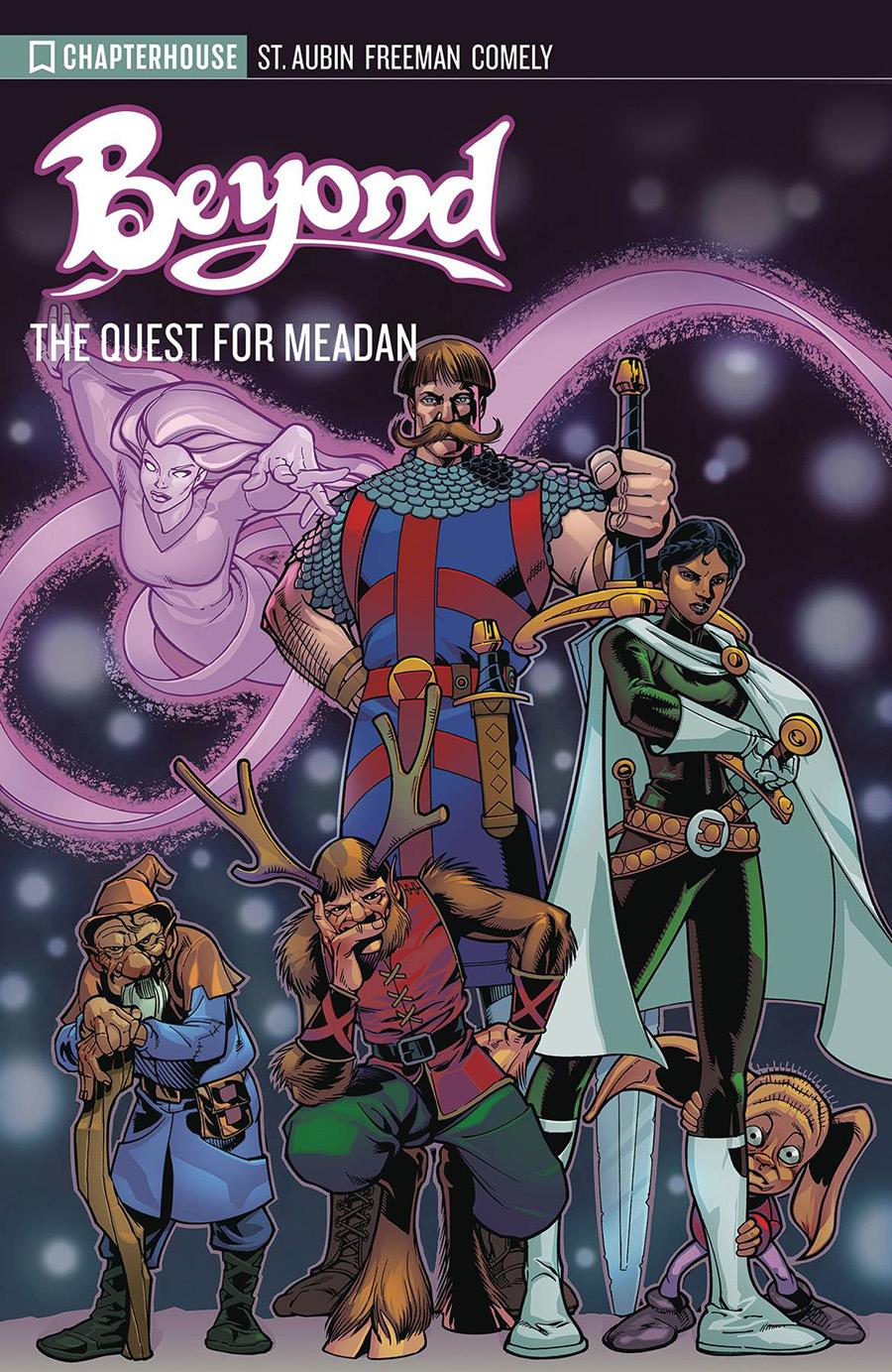 Beyond Archives Quest For Meadan TP